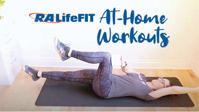 RA LifeFIT At-Home Workouts